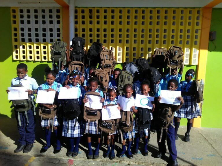 Students Benefiting from Range Developments School Fund