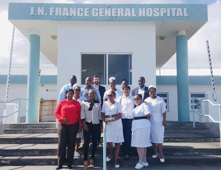 Range Developments Sponsors St. Kitts Nurses