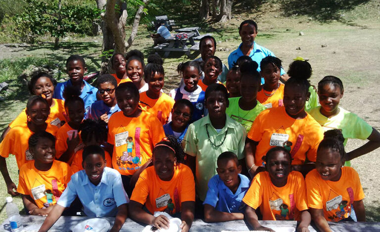 Caribbean Students Benefiting from CBI
