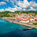 Grenada seaside town