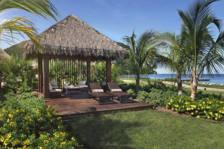 cabrits resort and spa dominica cabana