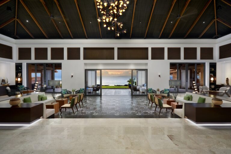 cabrits resort and spa dominica lobby