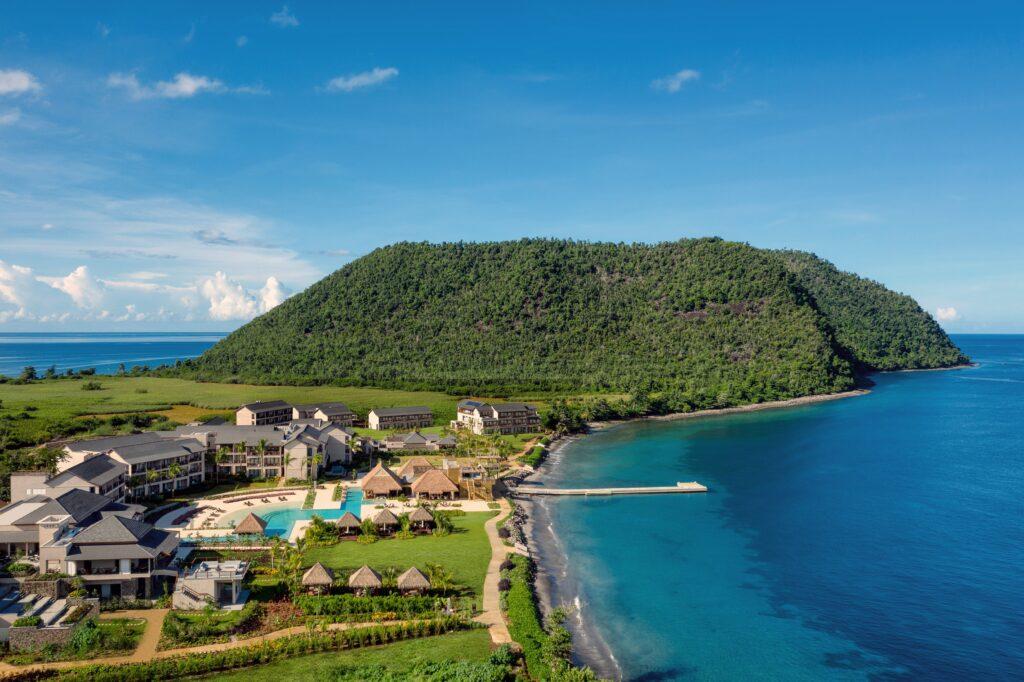Cabrits resort Kempinski Dominica.