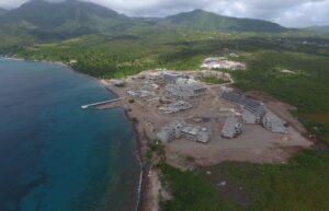 cabrits resort & spa dominica beachfront construction