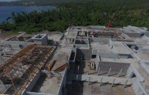 cabrits resort & spa dominica construction photo