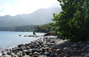 breaking ground on caribbean beach front resort