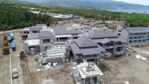 cabrits resort & spa dominica nearing construction completion