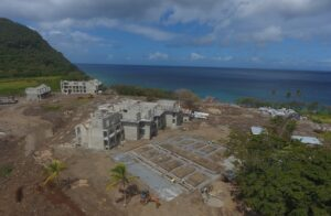 cabrits resort & spa dominica under construction