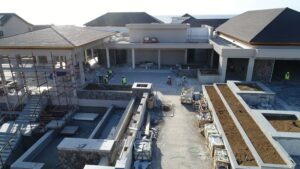 cabrits resort & spa dominica construction progress