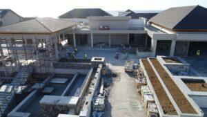 cabrits resort & spa dominica construction progress