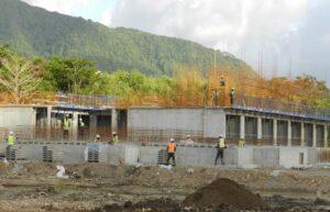 building cabrits resort & spa dominica foundation