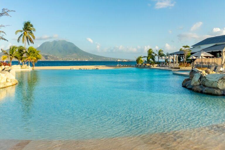 Park Hyatt St. Kitts beach side