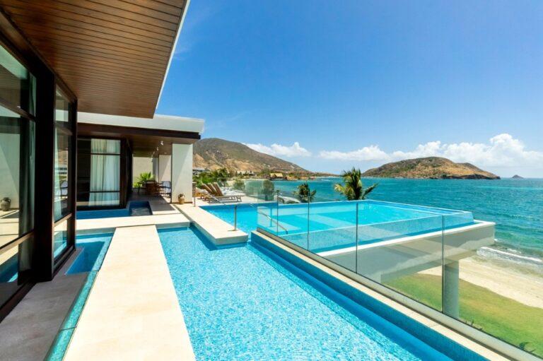 Park Hyatt St. Kitts private pool
