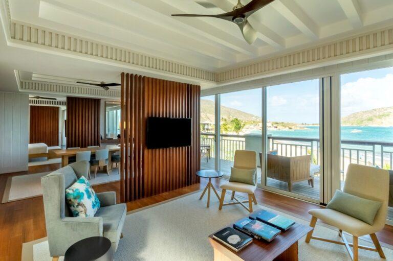 Park Hyatt St. Kitts hotel room
