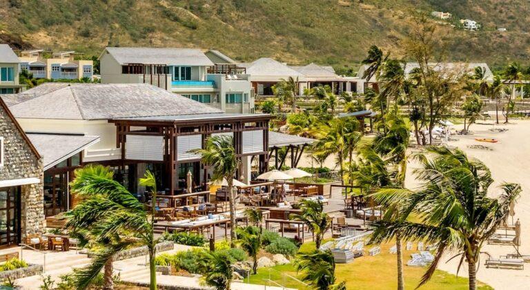 Park Hyatt St. Kitts property view