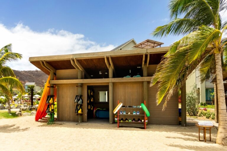 Park Hyatt St. Kitts recreational equipment