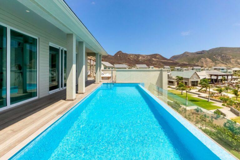 Park Hyatt St. Kitts suite pool