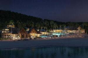 Six Senses Luxury Hotel in Grenada.