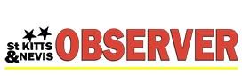 St. Kitts Observer logo