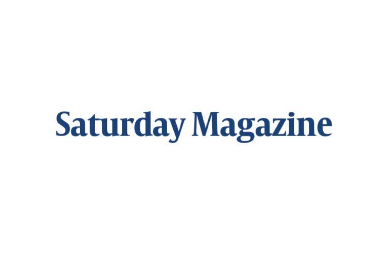 Saturday Magazine logo