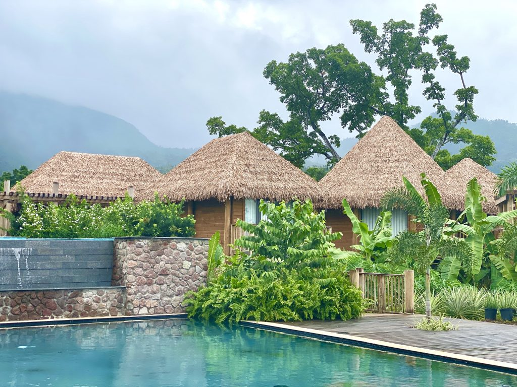 cabrits resort and spa bungalows