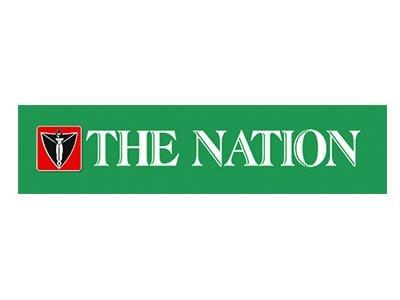 the nation nigeria logo