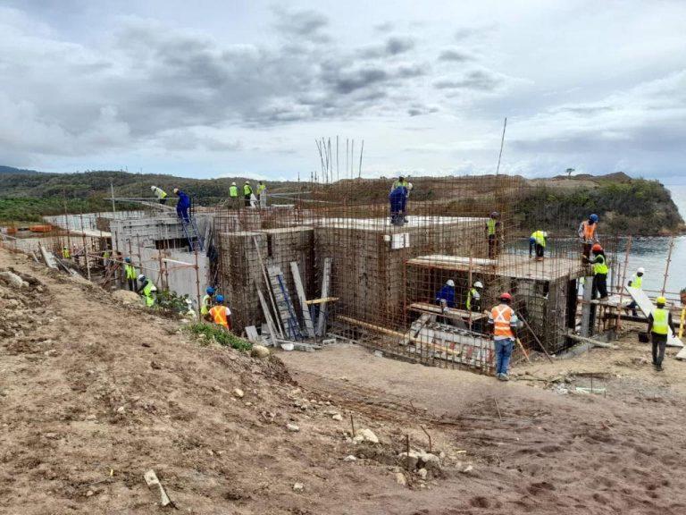 Construction Photo June 9, 2021